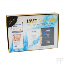 Pack Isdinceutics Live Young Spot Prevent y Pigment Expert + Night Peel