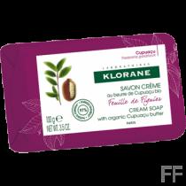 Klorane Jabón crema Manteca de Cupuaçu Hoja de Higuera 100 g