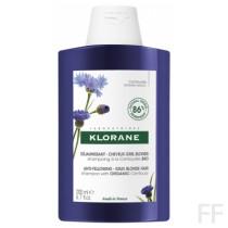 Klorane Champú con Centaurea Cabello blanco 200 ml
