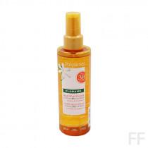 Klorane Polysianes Aceite Seco Solar SPF30 200 ml