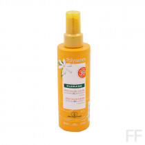 Klorane Polysianes Spray Solar Sublime SPF30 200 ml