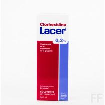 Lacer Colutorio Clorhexidina 0,2% 500 ml