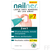 Nailner Lápiz anti hongos uñas 2EN1 4 ml