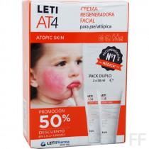 Duplo Leti AT4 Crema facial Piel atópica