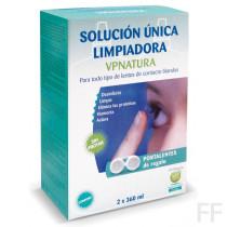 Solución Unica Limpiadora VPNatura 2 x 360 ml
