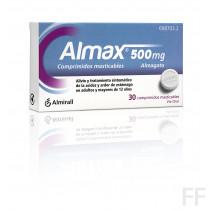 Almax 30 comprimidos masticables