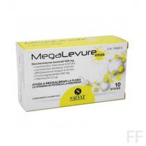 Megalevure 10 sticks