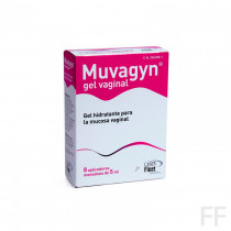Muvagyn Gel vaginal Monodosis 8 x 5 ml