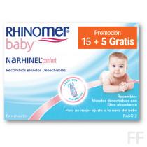 Rhinomer baby recambios 15+5