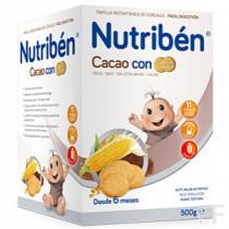 Nutriben 8 Cereales Cacao con Galletas María