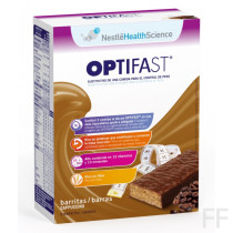 Optifast Barritas Sabor Capuccino