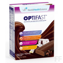 Optifast Barritas Sabor Chocolate