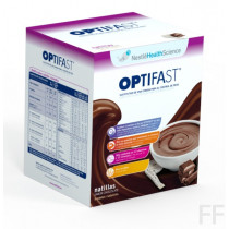 Optifast Natillas Sabor Chocolate