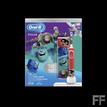Oral B Cepillo Dental Eléctrico Recargable Infantil Pixar