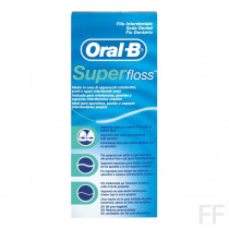 Oral B Seda Dental Super Floss