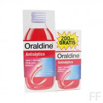 Oraldine Antiséptico + Regalo 200 ml