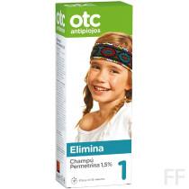 OTC Antipiojos Champú Permetrina 1,5% 125 ml