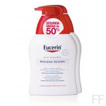 Duplo Eucerin Intim Protect Gel higiene íntima 2 x 250 ml
