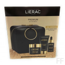 Cofre Lierac Premium Antiedad Absoluto Crema sedosa y Mascarilla + REGALO Serum