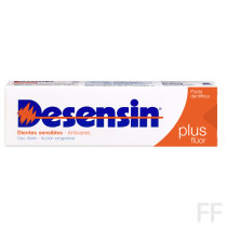 Desensin Plus Flúor Pasta Dentífrica 125 ml