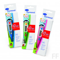 Termómetro Thermoval Rapid Kids 1 ud - Azul