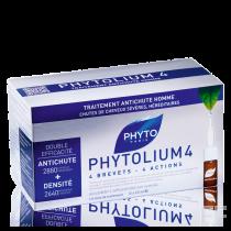 Phytolium 4 Tratamiento anticaída Hombres 12 ampollas