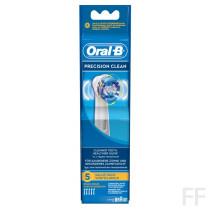 Oral B Recambio Precision Clean 5 unidades