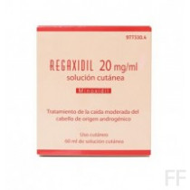 REGAXIDIL (20 MG/ML SOLUCION CUTANEA 1 FRASCO 60 ML )