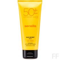 Sensilis SUN SECRET Body Gel Crema SPF50+ 200 ml