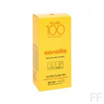 Sensilis Sun Secret Ultra Fluid 100 Protective Emulsion 40 ml