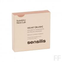 Sensilis Velvet Blush Colorete 02 Coral