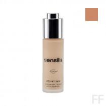 Sensilis Velvet Skin Hyaluronic Sérum & Foundation 05 Sand