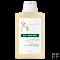Klorane Champú Volumen con leche de Almendras 400 ml