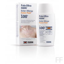 FotoUltra Solar Allergy ISDIN 100+ Fusion Fluid 50 ml