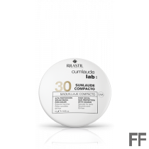 Sunlaude Maquillaje Compacto SPF30 / Rilastil Cumlaude