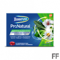 Termatuss ProNatural Comprimidos para chupar