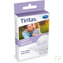 Tiritas Soft White - Hartmann (1 m x 8 cm)