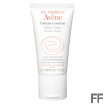 Avene Tolerance Extreme Crema 50 ml + REGALO Agua Termal