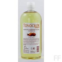 aceite almendras tonocrem 500