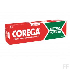 Corega Crema Fijadora Para Prótesis Dentales 40 g