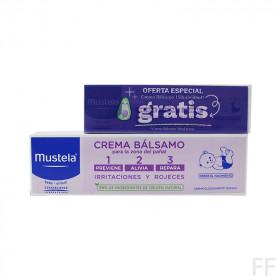 Mustela Crema bálsamo 1, 2, 3 - 150 ml