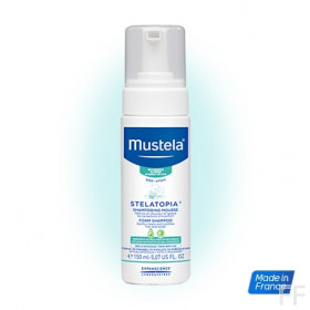 Stelatopia / Champú mousse - Mustela (150 ml)