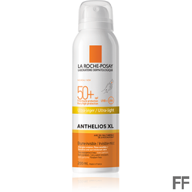ANTHELIOS XL SPF 50+ Bruma invisible ULTRA LIGERA 200 ml