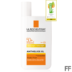 Anthelios XL SPF 50+Fluido ULTRA-LIGERO SIN PERFUME 50 ml