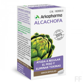 Arkocápsulas Alcachofa 50 cápsulas / Arkopharma