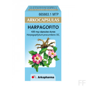 HARPAGOFITO ARKOPHARMA 435 MG 168 CAPSULAS