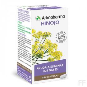 Arkocápsulas Hinojo 45 cápsulas Arkopharma