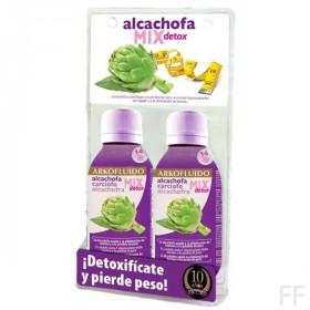 Arkofluido Alcachofa Mix Detox 2 x 280 ml / Arkopharma