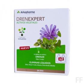 Drenexpert Activos vegetales 2 x 280 ml / Arkopharma