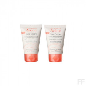 Duplo Avene Cold Cream Crema de manos concentrada 2 x 50 ml